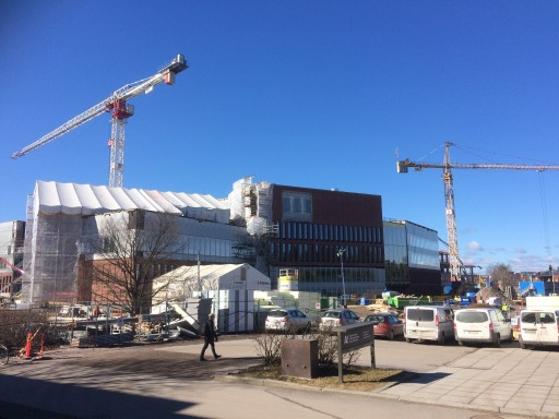One Campus project and Väre