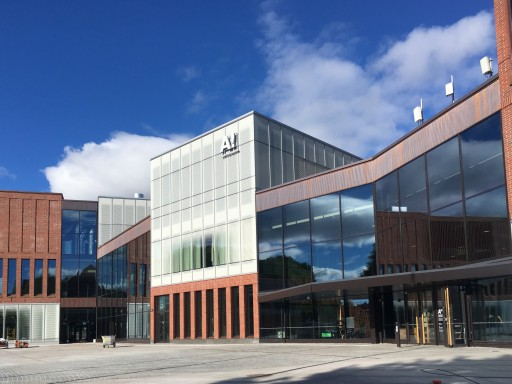 Aalto University's new building open to the public in September